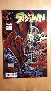 comic image Spawn Nr 11