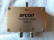 Verkaufe diesen Arcon Verteiler 2-