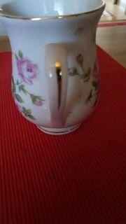 schöne außergewöhnliche Tasse Sammlerstück