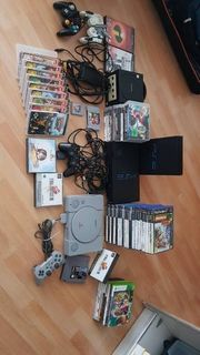 Playstation Gamecube Xbox PSP sammel