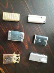 Sammlung Feuerzeuge