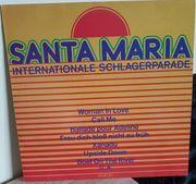 AMIGA Schallplatte Santa Maria - Internationale