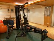 Para Body GS6 Kraftstation Fitnesscenter