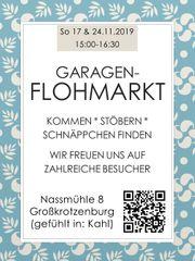 Trödel- Garagen-Flohmarkt Großkrotzenburg Kahl 17