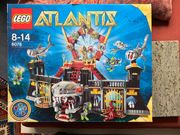 Lego Atlantis 8078