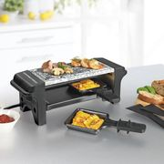 GOURMETMAXX Raclette-Grill 2 in 1