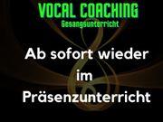 Gesangsunterricht Vocal Coaching