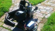 Rotax Max Senior Kartmotor