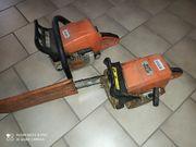 Stihl Motorsäge MS 310 und