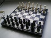 Schachspiel im Taschenformat