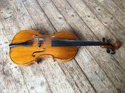 Handgebaute Bratsche - Modell Stradivari - Mittenwald