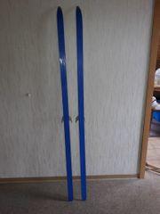 1 Paar Langlaufski VOLLPLAST-FIBER mit