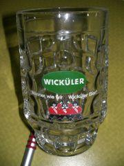 Bierkrug - Maßkrug - Wicküler Bier