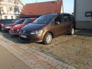 VW Sharan 4Motion Familienkutsche - nur