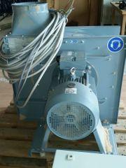 Absauganlage - Absaugungsanlage- Gebläse Ventilator m