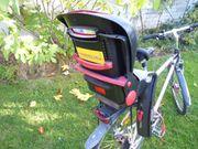 Herren-Fahrrad 28er mit Römer-Kindersitz Marke
