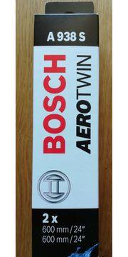 Wischerblätter von Aerotwin für Mercedes