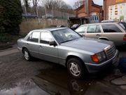 Mercedes 300D W124 mit H