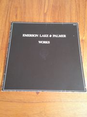 Vinyl Doppel-LP Emerson Lake Palmer -