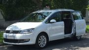 VW Sharan Highline - 32T km