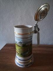 Sammler Bierkrug Karlsberg