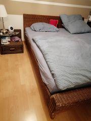 Doppelbett 200 x 180 ohne