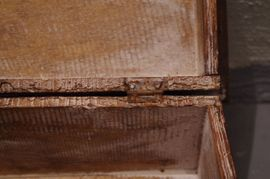 Bild 4 - Holz Schatulle Box geschnitzt Kornblume - Ludwigsburg Mitte