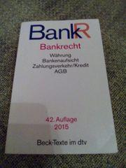 Bankrecht Auflage 42