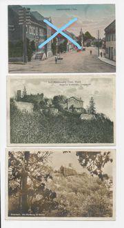 Feld-PK und PK Thüringen 1917 -