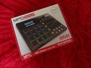 Akai MPD 226 - Neuwertig-