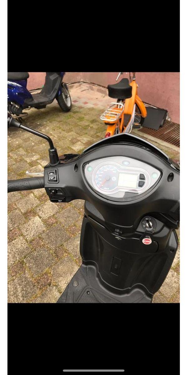Motorroller Sym 50ccm