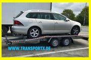 Autotransport KfZ-Transport Überführung Pannen Abschleppdienst