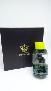 Uwell Crown 4 Grün - Ezigarreten