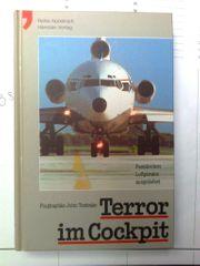 Terror im Cockpit Flugkapitän John