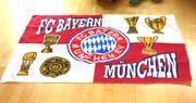 FC Bayern Fahne 130 x