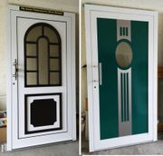 Haustür Alu-Haustüren aus Lagerräumung