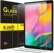 2x Displayschutz für Samsung Galaxy