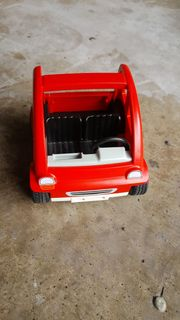 1 x Feuerwehrauto Playmobil