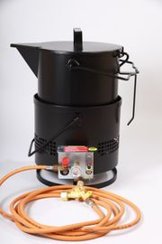 Bitumenkocher 11 kW mit Piezo