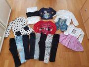 Mädchen 98-104 Bekleidungspaket