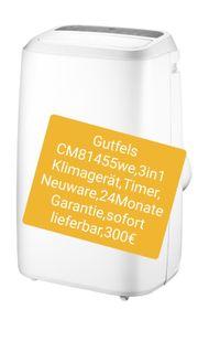 Gutfels CM81455we 3in1 Klimagerät