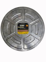 Filmdose Aluminium mit Film 32mm