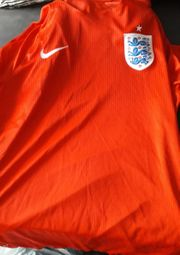 England Authentic Trikot Rot