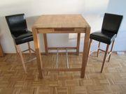 Bartisch Tisch Vollholz massiv