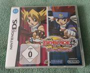 Beyblade Metal Fusion Nintendo DS
