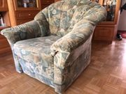 Ausziehbarer Sessel
