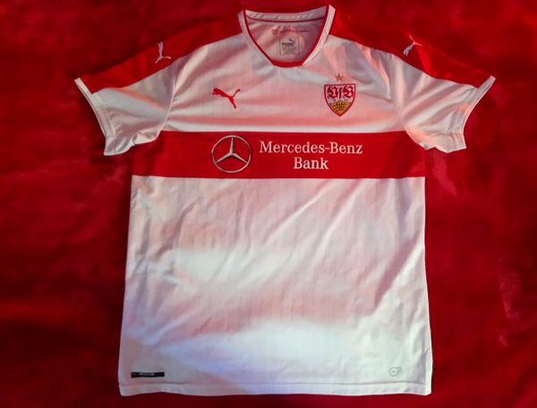 VFB Stuttgart - Trikot Saison 2016
