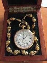Tavannes watch Co Memento Mori