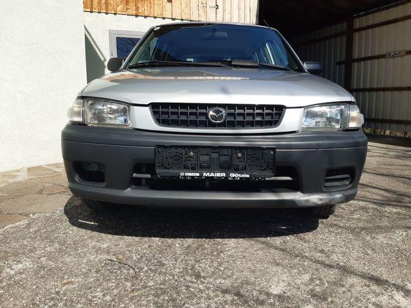 Mazda Demio mit Tüv bis