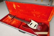 Fender Mustang 1969 Competition Red
